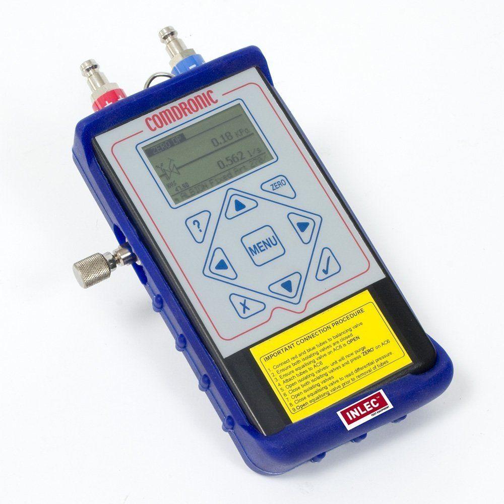 Comdronic flow meter