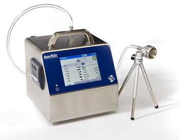 Discrete Particle Counter