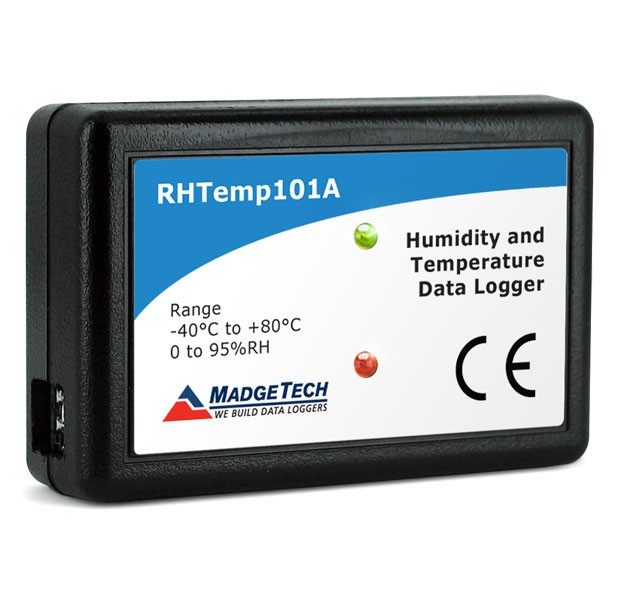 Temperature & Humidity (Data Loggers )