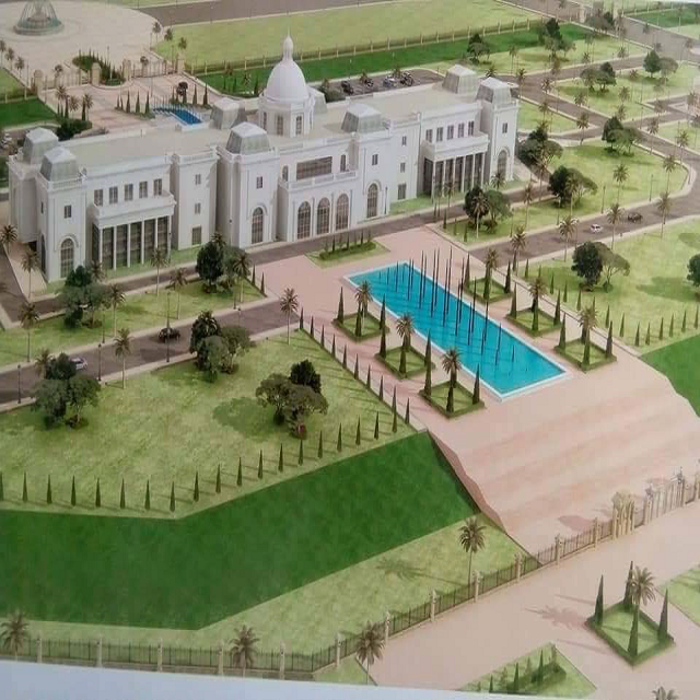 New Presidential Palace Alamein City
