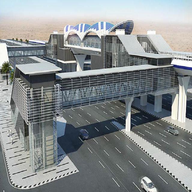 Riyadh Metro Line 4, 5 & 6