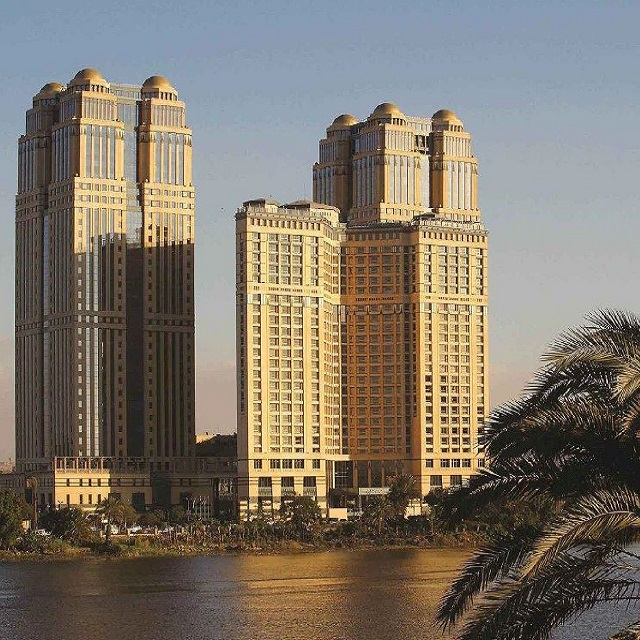 Nile City Tower in Egypt