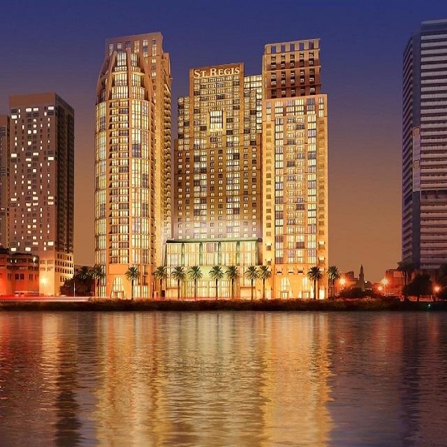 The Nile Corniche Qatari Diar-